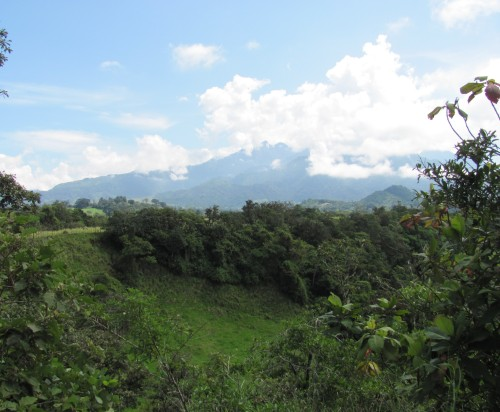 Volcan Countryside